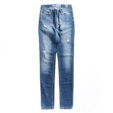 Damen-Jeans im Skinny-Stil & Slim Hosengröße W26