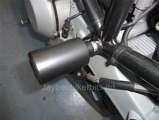 Ducati HYPERMOTARD & MULTISTRADA CRASH MUSHROOMS  SLIDERS BOBBINS BUNGS NEW  S2F