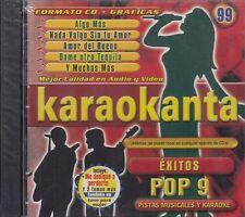 Franco De Vita Reyli Arjona Juanes Exitos Pop 9 Karaokanta Karaoke New Sealed