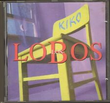 Los Lobos KIKO 16 track CD 1992 Mitchell Froom