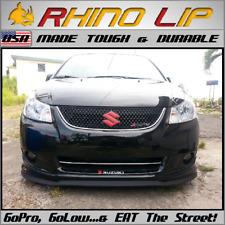 MARUTI Creta Wagon-R K10 Zen-Estilo * Front Bumper Lip Rubber Chin Splitter Trim
