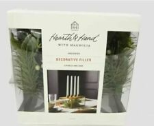 Hearth & Hand with Magnolia Holiday Decorative Filler Cypress Sage Joanna gaines