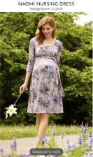Tiffany Rose Maternity Nursing Dress Autumn Winter Occasion Vintage Size 4 14-16