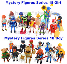 Playmobil Mystery Figures Series 18 70369 70370 Boy and Girl Choice NEW RELEASE