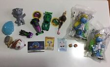 ~~~ Lot Of McDonald's Toys Hot Wheels Ice Age Talking Tom Smurfette