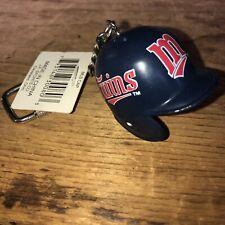 Vintage MLB Minnesota Twins Batting Helmet Lil Sports Brat Keychain W/ Tag