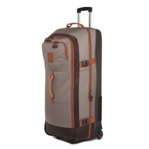 NEW FISHPOND GRAND TETON ROLLING DUFFEL LUGGAGE BAG FREE US PRIORITY SHIPPING