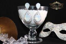 Pendientes de bisutería Color principal Plata Strass cristal