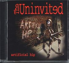 ARTIFICIAL HIP - The Uninvited - 1992 - CD - Too High for the Supermarket - New