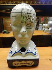 Phrenology Head 13