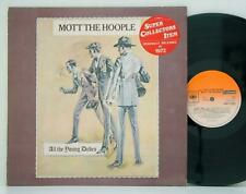 Mott The Hoople       All the young dudes         NM # S