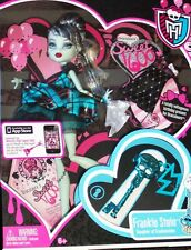 Monster High * Sweet 1600 * Frankie Stein. 2011