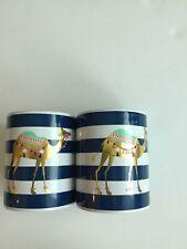 New listing Set Of 2 ,Christmas Gift, Mug ,Coffee, Big Coffee Cup Camel Mug Dessert Mug,jar,