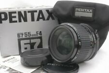 mint SMC Pentax 6x7 67 55mm f/4 f 4 Lens *8761468