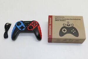 BEBONCOOL Wireless Gamepad Joypad Controller for Nintendo Switch Console