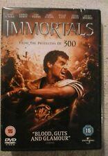 Immortals (DVD) Brand new still sealed.