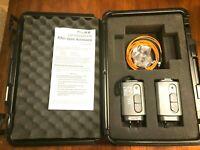 Fluke DSP-FOM/DSP-FTK Fiber Optic Meter Accessory Test Kit 850/1300 Nm