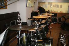 Dw Drumset Collectors Serie incl. 2 x Tom / Beckenständer 1 x Ridebeckenständer