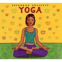 PUTUMAYO PRESENTS/YOGA  CD NEU