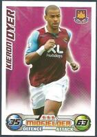 TOPPS MATCH ATTAX 2008-09-WEST HAM UNITED-KIERON DYER