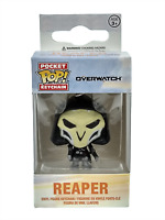 Funko Pocket Pop Keychain Reaper Overwatch Vinyl Figure Games Collectible New