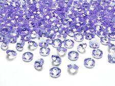 Deko Diamanten Acryl, 12mm, 100 Stück; Dekosteine Granulat Steine , Tischstreu