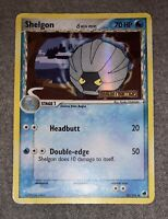 SHELGON - 38/101 Ex Dragon Frontiers Reverse Holo - STAMPED - Pokemon - *PLAYED*