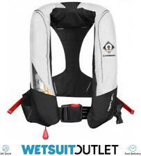 Crewsaver Crewfit 180N Pro Automatic Lifejacket White Red Unisex Kayak Ski