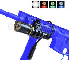 Nitecore SRT7 Black 960 lumen Tactical Flashlight w/ Optional Rifle Mounting Kit