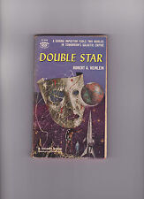 ROBERT HEINLEINYDOUBLE STAR.SIGNED BY AUTHOR.IST PB ED.NICE!