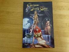 RARE COPY OF GRIMM FAIRY TALES VOLUME 5 TPB GRAPHIC NOVEL! ZENESCOPE!