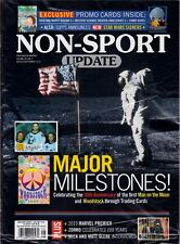 Beckett Non Sport Update Price Guide Magazine sealed w/ promos August Sept 2019