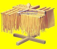 PASTAAID 800 SeccaPasta Nudeltrockner Nudelständer zerlegbar aus Ahornholz NEU