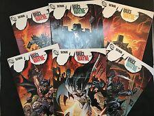 Batman: The Return of Bruce Wayne Complete Collectors Set # 1-6 Comics