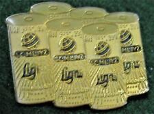 BEER SCHLITZ LIGHT PILSNER 6 PACK Lapel Pin