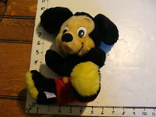 mickey mouse stuffed toy, MADE IN KOREA, CUTE with tag