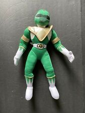 1994 Mighty Morphin Power Rangers - Green Ranger 17? Stuffed Plush
