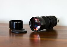 Vivitar Series 1 90-180mm f4.5 Flat Field Zoom Lens - Telephoto - Canon FD Mount