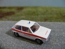 1/87 Brekina VW Golf I brandweer NL Países Bajos