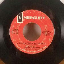 "Horst Jankowski Nola / A Walk in the Black Forest 7"" 45 Mercury single VG+"