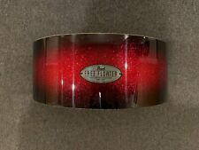 Pearl 6.5x14 Free Floating Snare Drum Shell in Scarlett Sparkle Burst