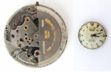 BENRUS DO 135 AS 1382 original automatic watch movement for parts/repair (5892)