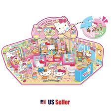 Sanrio Hello Kitty Mini Town : Ice-cream Shop Toy Play Set