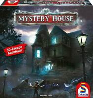 SCHMIDT 493738 - MYSTERY HOUSE - Das 3D Escape Abenteuer