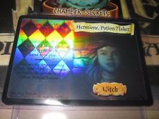 HARRY POTTER TCG CHAMBER OF SECRETS HERMIONE POTION MAKER 29/140 RARE MIRROR