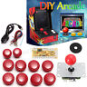 DIY Parts 2 Set Arcade USB Encoder To PC Joystick & Push Buttons For Fight Stick