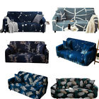 1-4 Seaters Stretch Sofa Cover Couch Cover Elastic All-inclusive Slipcovers Deco