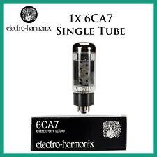 New 1x Electro Harmonix 6Ca7 | One / Single Tube | Eh | Free Ship