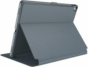 """Speck Balance Folio Case Cover for iPad 12.9"""" 1st & 2nd Gen 2015 & 2017 - Grey"""