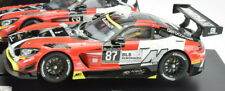 "Carrera ""AKKA"" Mercedes-AMG GT3 - 2016 Blancpain GT 1/32 Scale Slot Car 27578"